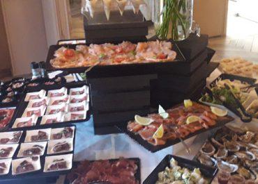 buffet froid Traiteur et Saveurs