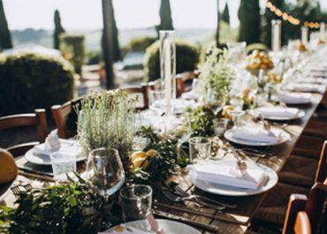 menus mariage Traiteur et Saveurs